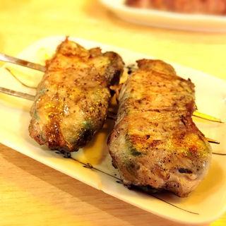 肉巻ピーマン串(チーズ入)(ふじ嶋 )