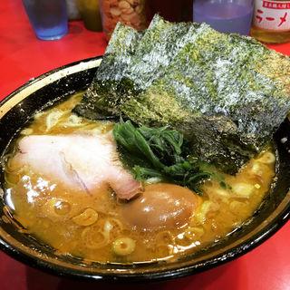 ラーメン+味付玉子(吉村家 (よしむらや))
