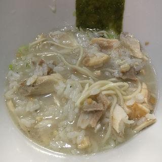 鯛めし(らぁー麺 日より)