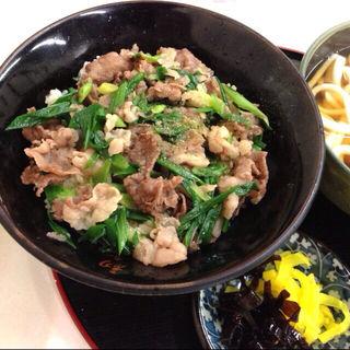 肉丼(初音 )