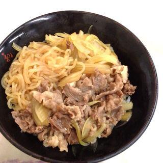 牛丼(初音 )