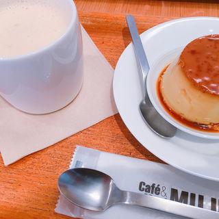 焼きプリン(Meal MUJI 有楽町 (ミール ムジ))
