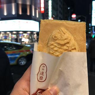 たいやき クリーム(たいやき 神田達磨 新橋店 )