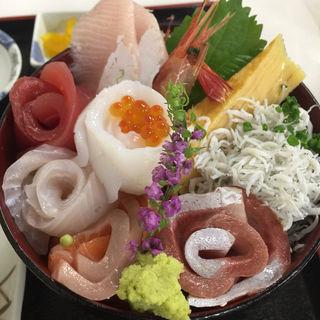 限定 海鮮丼(魚市場食堂 )