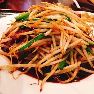 レバニラ炒め(銀香園 )