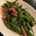 ペペロン枝豆