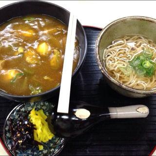 カレー丼定食(初音 )