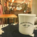 ハンドドリップコーヒー(Mighty steps coffee stop)