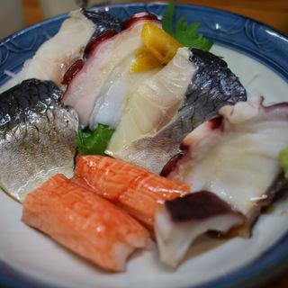 酢の物盛り合わせ(三岩 )