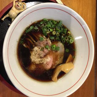 路地URAブラック(並)(清麺屋)