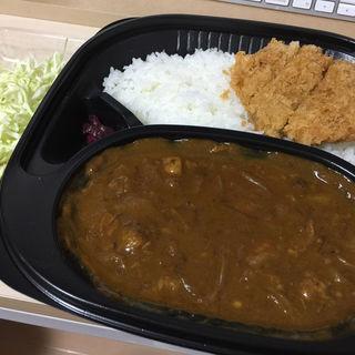チキンカツカレー弁当(松膳 )