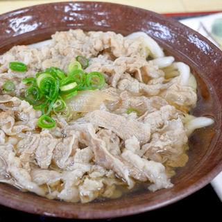 肉うどん(うどん市場 兵庫町店 )