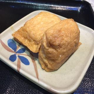 いなり寿司(名代 富士そば 昭和通り店 )