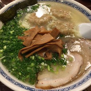 ワンタン麺(徒歩徒歩亭 )