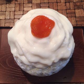 酒粕レアチーズ(氷舎mamatoko)