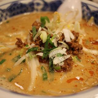 担々麺(上海家庭料理 謝謝 船橋駅前南口店 )