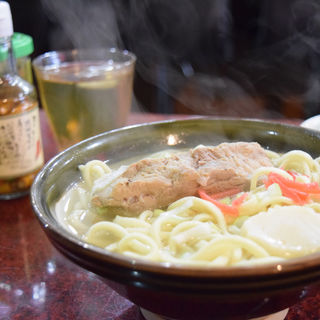 ソーキソバ(沖縄料理 さつき  )