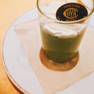 抹茶ムース(COVA SHINJUKU TAKASHIMAYA (コヴァ シンジュクタカシマヤ))
