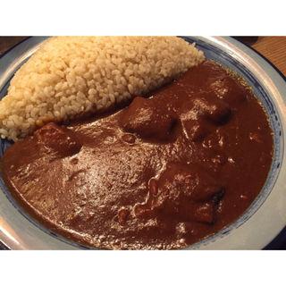 ポーク バラ肉煮込みカレー(もうやんカレー しんばし )