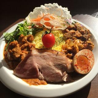 あいがけ(Garden's Pasta Cafe ONS)