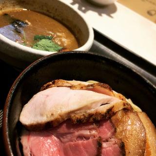 濃厚煮干しつけ麺(煮干し中華そば一燈 (イットウ))