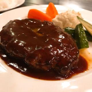 神戸牛のハンバーグ(リトル リマ)