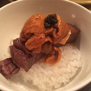 ブリ丼(SATO ブリアン )