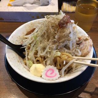 まぜそば(好麺 たまらん (コノメン タマラン))