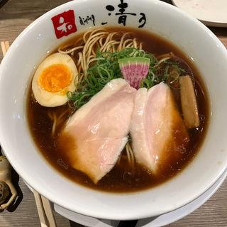 丸鶏しょうゆ(和 dining 清乃 (セイノ))