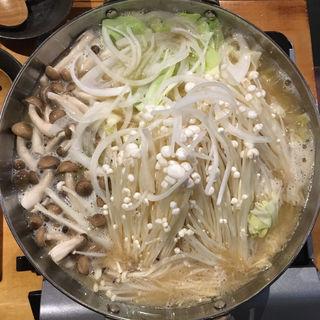 水炊き(地鶏ダイニング番長)