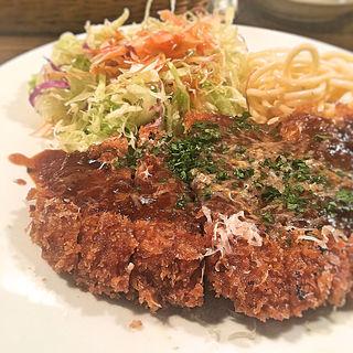 豚ロースカツレツ(洋食バル ウルトラ )
