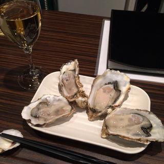 おまかせ3種牡蠣(牡蠣Bar (カキバー))