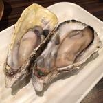 ◆ジューシー蒸し牡蠣