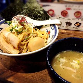 特製つけ麺(鶏白湯)(つけ麺や 無双 中目黒駅前店)
