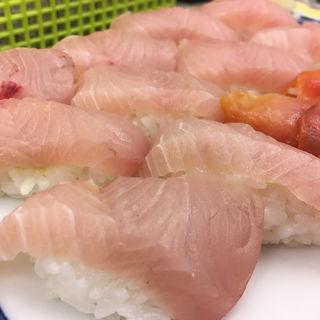 日替り(鰤)(名前の無いお寿司屋さん )