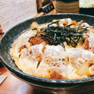 上ヒレカツ丼(福よし (ふくよし))