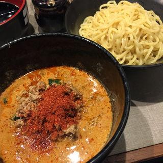 つけ麺 阿修羅(地獄の担担麺 護摩龍 五反田 (ジゴクノタンタンメン ゴマリュウ))