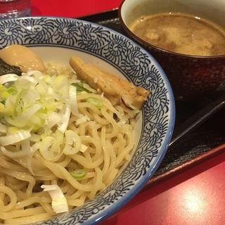 つけめん魚介醤油(北海道らーめん奥原流 久楽 本)