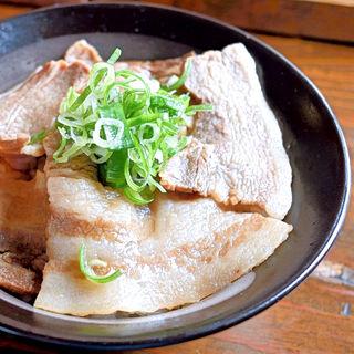 豚丼しょう油味(英吉亭 )