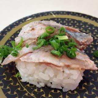 炙りさば(はま寿司 博多千代店 )