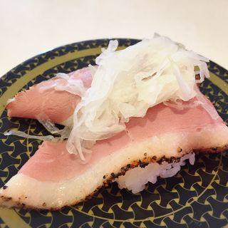 合鴨オニオン(はま寿司 博多千代店 )
