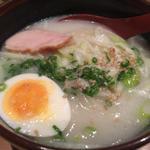 コムタン温麺(焼肉屋さかい 京都一乗寺店 (ヤキニクヤサカイ))