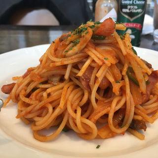 ナポリタンスパゲティー(厳選洋食さくらい)