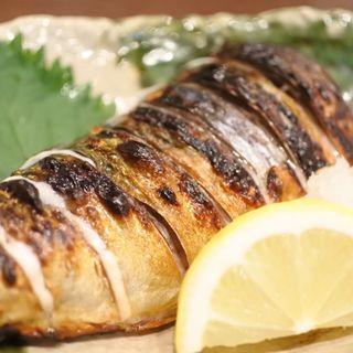 焼き魚定食(鯖)(本格炉端焼き人夢叶思ひとむかし )