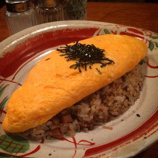 オムご飯(七つ森 (ナナツモリ))