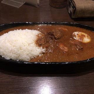 チキンカリー 辛口 温泉たまご(ZAZA (ザザ))