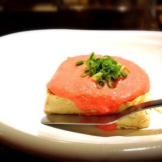 とうふステーキ(たこえびす)