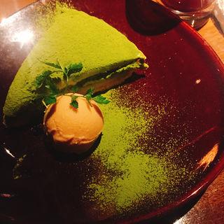 抹茶ティラミスタルト(ぷん楽)