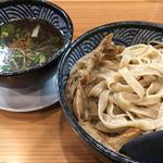 にぼしょうゆつけ麺(大)