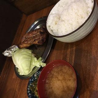 ひな定食(おやひなや 立川店 )